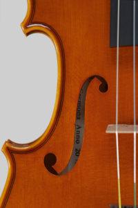 "Year 2015 – Violin model style A. Stradivari ""Viotti"" 1709"