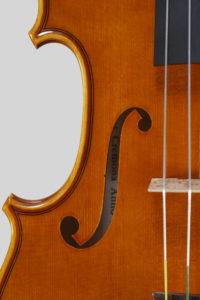 "Year 2016 – Violin model A. Stradivari ""Rode, Le Nestor"" 1733"