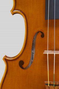 "Year  2017 – Violin model style A. Stradivari ""Viotti"" 1709"