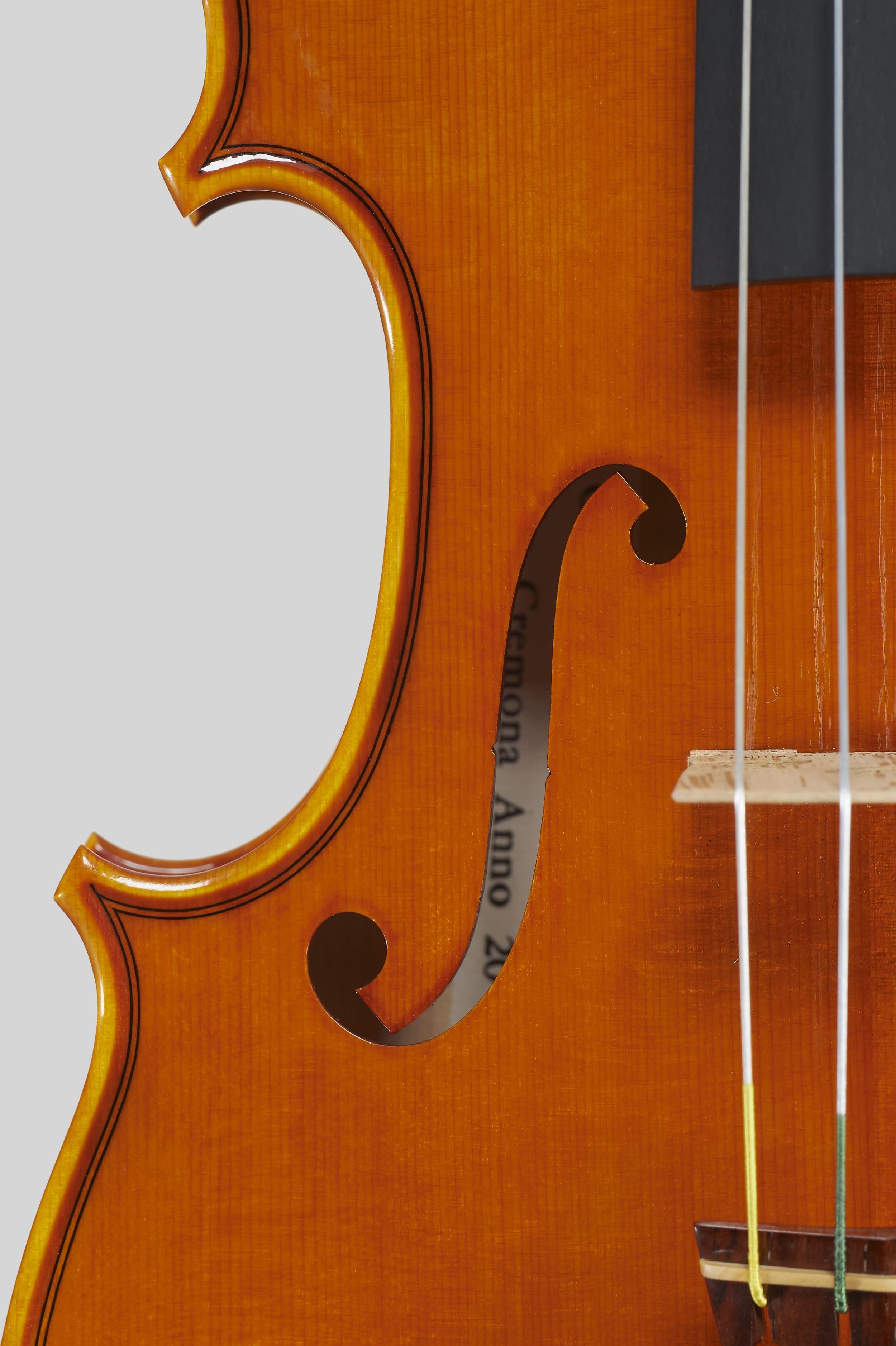 """Anno 2018 – Violino modello stile A. Stradivari """"Soil"""" 1714 - Effe"""