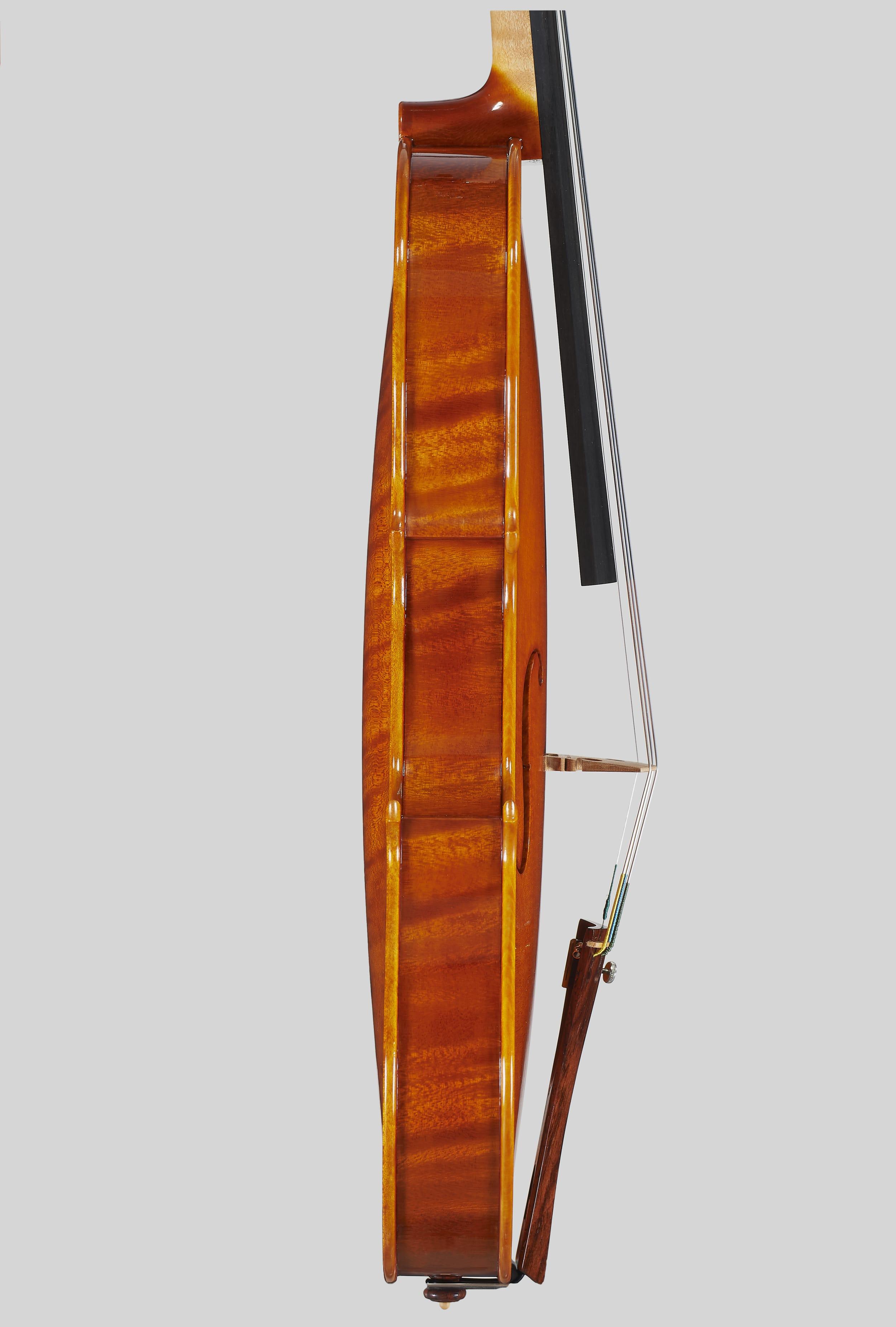 """Anno 2018 – Violino modello stile A. Stradivari """"Soil"""" 1714 - Profilo"""