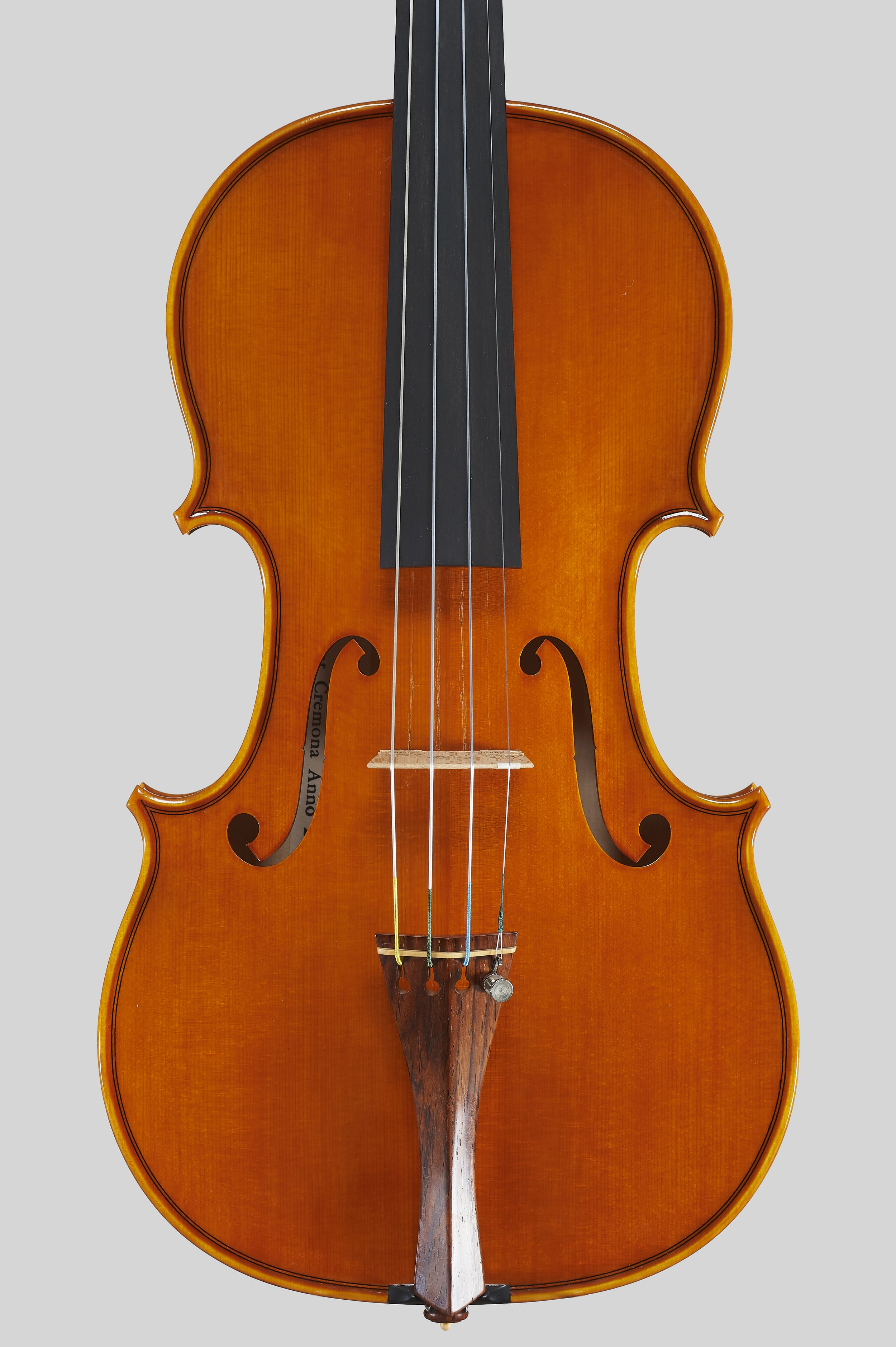 """Anno 2018 – Violino modello stile A. Stradivari """"Soil"""" 1714 - Tavola"""
